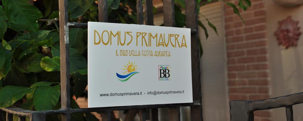 Il Domus Primavera Scerne di Pineto (TE)